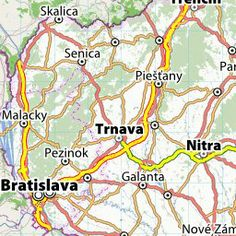 Freemap Slovakia - digitálna mapa Slovenska