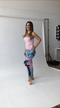 """Beluxe is proud to announce the launch of a line of yoga pant designs with partner Pretty Fierce.  The fashion forward leggings align Bev Hogue's """"Blue or Nothing"""" art images with action and fashion gear.  """"Pretty Fierce is an exciting company to partner with on this important expansion of the Beluxe brand,"""" Bev says.  """"They really get it, and it's vital to see some of my favourite art scenes presented with with such raw courage."""""""