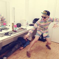 key trying to protect Jonghyun's weird sleeping habits, we all have'em