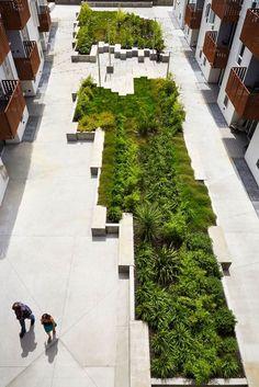 Rivermark by Fletcher Studio « Landscape Architecture Works | Landezine