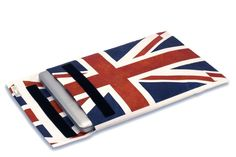 Mighty LAPTOP case Union Jack | Abodee