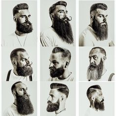 """""""@reuzel pomade is working on some very exciting products for all you bearded…"""