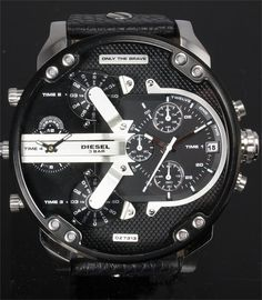 Diesel DZ7313 Mr. Daddy - Free Worlwide Shipping from Watchismo
