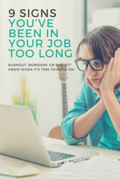 Are you burnt-out? Here are 9 signs of burnout (or that you've been in your job too long). Small Business Start Up, Small Business Marketing, Starting Your Own Business, Home Based Business, Business Tips, Online Business, Marketing Tactics, Media Marketing, Social Entrepreneurship
