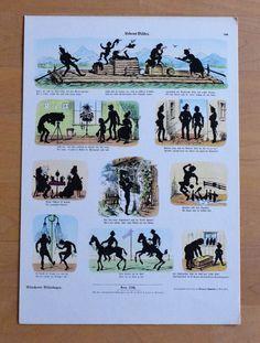 Lebens-Bilder - Karikatur Humor - Druck 70er Jahre Reproduktion Art Print Humor, Movie Posters, Movies, Ebay, Art Print, Printing, Pictures, Films, Humour