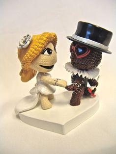 Little Big Planet! CAKE TOPPER (((thinking waaaaaay ahead, but my Girl would love this)))
