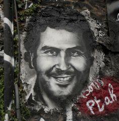 Nasce Pablo Escobar, um dos traficantes mais poderosos do mundo 01-12-1949 D.C.
