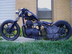 35 Best KZ440 images in 2014   Custom bikes, Custom Motorcycles