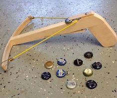 Holz Garten Crossbow pistol # Crossbow pistol What Parents Need to Diy Wood Projects, Fun Projects, Wood Crafts, Diy Crafts, Diy Crossbow, Crossbow Arrows, Crossbow Hunting, Hand Crossbow, Archery Hunting