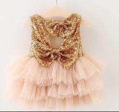 Princess girl dress. Girl dress with sequins. Toddler birthday ideas
