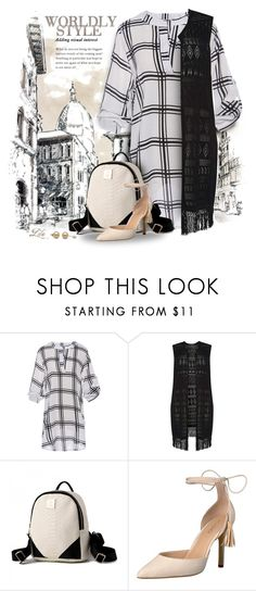 """""""Work outfit"""" by breathing-style ❤ liked on Polyvore featuring Dorothy Perkins and ALDO"""