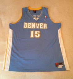 ee2f0429173 Nike Vintage Carmelo Denver Nuggets Rookie Swingman Jersey Size XXL 54 NWOT  NBA #Nike #DenverNuggets