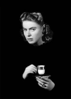 Ingrid Bergman in Alfred Hitchcock's 'Notorious' 1946