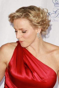 Charlene Wittstock Photos: The Princess Grace Awards Gala 2008