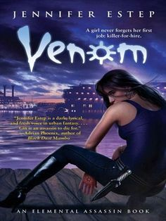 DIGITAL FUTURE PICKS - Venom BY Jennifer Estep