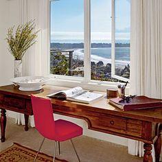 8 Steps to a Stress-Free Work Zone | Coastal Living