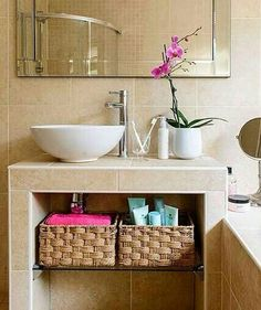 6 tips when decorating small spaces small bathroom bathroom and small bathroom