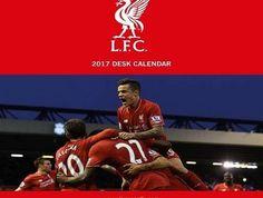 Liverpool F.C. Liverpool Official 2017 Desk Easel Calendar - Month To View Desk Calendar 2017 - 2017 edition desk calendar- approx 16cm x 17cm- hard back easel- official licensed product (Barcode EAN = 9781785492044). http://www.comparestoreprices.co.uk/december-2016-week-1/liverpool-f-c-liverpool-official-2017-desk-easel-calendar--month-to-view-desk-calendar-2017.asp