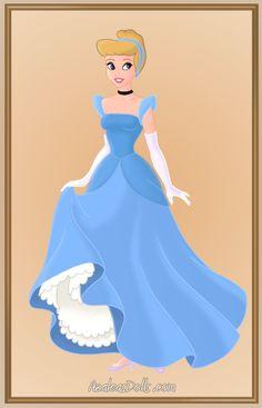 Cinderella. by GreyWardenNatasha.deviantart.com on @deviantART