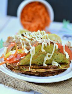 tortillas para tacos suaves