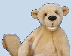 Robert teddy bear e-pattern
