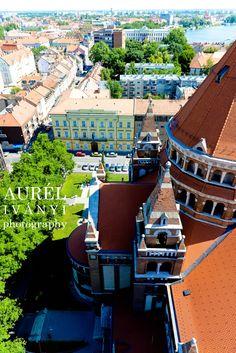 IVÁNYI AURÉL photography: Szeged látképe