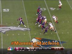 #ManningMachine #NBC #NflFootball #ConnecTV