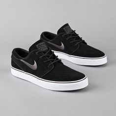 Nike Sb Stefan Janoski Black/Light Graphite