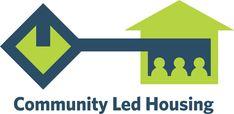 The logo we created for Community Led Housing, a project of Community Action IW. Action, Community, Led, Logos, Projects, Log Projects, Group Action, Blue Prints, Logo