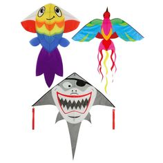Fly high with these kites for kids.