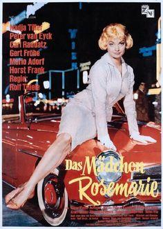 1959 LA FILLE ROSEMARIE