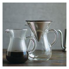 SLOW COFFEE STYLE コーヒーカラフェセット / KINTO キントー | すべての商品 | Abby Lifeフェアトレード, オーガニック, デザインアイテム通販サイト