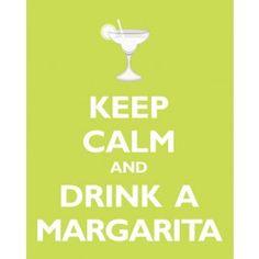 the list: {12} must-make margaritas for cinco de mayo!