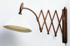The story of the original Le Klint lamp - LE KLINT 335 - The Sax Lamp