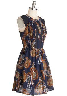 dca0ecf8f230 I Feel Witty Dress   Mod Retro Vintage Dresses   ModCloth.com Retro Vintage  Dresses