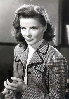 {Katharine Hepburn} Great Actress...Love her :)