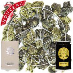 MILKY MONKEY KING™ - Blue tea™ - China - Fujian