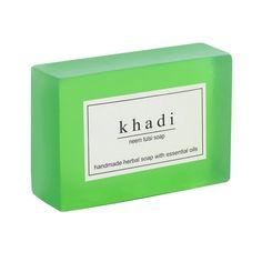 125 G pack Of 3 Provided Khadi Lemongrass Handmade Premium Soap