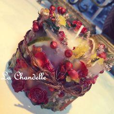バラ ローズ roses candle キャンドル フラワーキャンドル ボタニカルキャンドル 花キャンドル