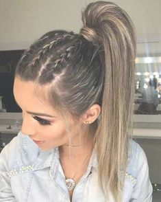 299 Best Hair Styles For Women Images Hair Styles Long