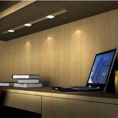 Cabinet Lighting - Hafele Loox 24V LED 3006 Rail Task Light Kit with 3-5 Lights | KitchenSource.com