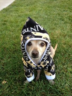 New Orleans Saints NFL Sports Dog Hoodie FREE by GypsyEyesClothing, $35.00