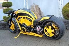 V-Rod Aventador