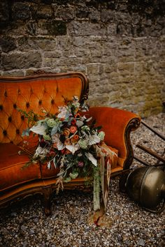Earthy Elopement Wedding Ideas with Capes & A Crescent Moon Pampas Grass Installation Woodland Wedding, Autumn Wedding, Elope Wedding, Elopement Wedding, Paris Wedding, Floral Wedding, Wedding Colors, Orange Wedding Flowers, Burnt Orange Weddings