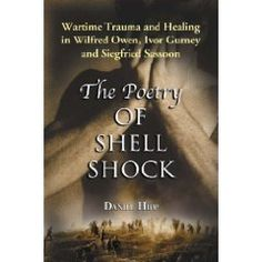 "During Jenny's time in the witness protection flat and afterward, she lived with PTSD. Colin gave her some of the poetry of Sigfried Sassoon who wrote of his experiences in the trenches of the Western Front. During World War I, PTSD was called ""shell shock."" Horrendous artillery barrages and mass casualties from assaults across no man's land severely affected combatants."