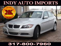 #SpecialOffer #FreeGas | $10,999 | 2008 #BMW3-Series 335xi - for Sale in Carmel IN 46032 #IndyAutoImports
