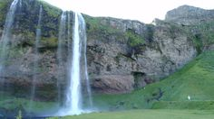 Waterfalls are everywhere in Iceland
