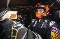 """Without a good team you cannot be successful."" - Nani Roma, #Dakar2016 driver. #MINI"