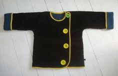Jacket I made for my son