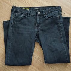 J. Crew Matchstick Jeans EUC Matchstick Jeans. No rips, stains or tears. J. Crew Jeans Ankle & Cropped